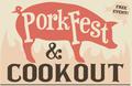 2015 Pork Fest