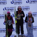 Grace Aspen Open podium