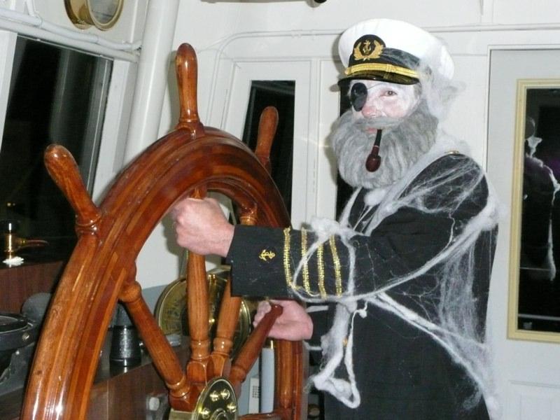Halloween on MS