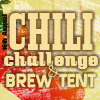 Chili-challenge and brew tent
