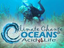 Climate Change Oceans logo