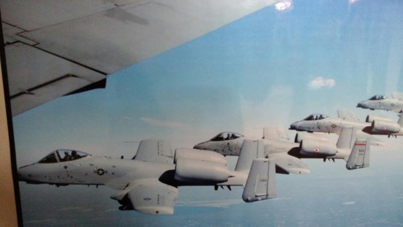 Aviation Exhibit - Hon. Mention, Dave O'Brien