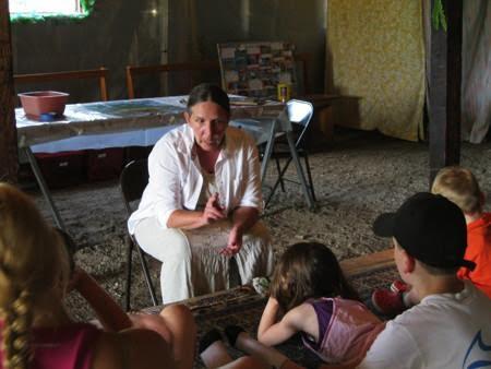 Willow Greene, Abenaki Storyteller 2