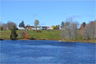 Turning Mill Pond_Canterbury Shaker Village