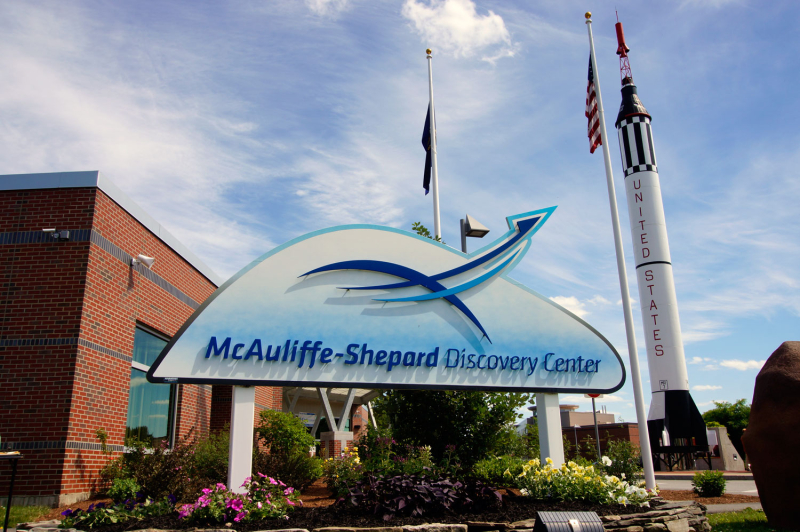 McAuliffe-Shepard-Discovery-Center -2-Institute-Drive-Concord -NH-