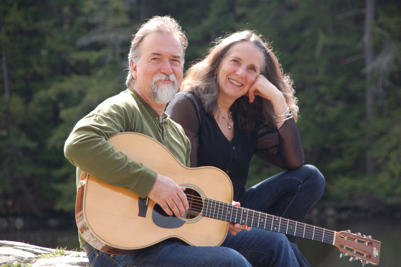 Susie Burke & David Surette photo